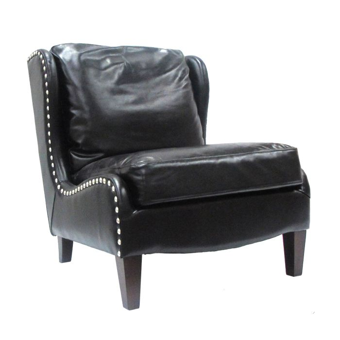 One Of Three Armchair Choices In Leather For The Living Area Container House To