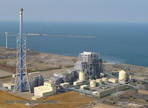 The 5,204MW Kashima oil and gas-fired power plant is located in Japan. Sixth Biggest thermal power plant. See more @ http://www.power-technology.com/features/feature-giga-projects-the-worlds-biggest-thermal-power-plants/