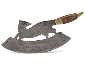 Circa-1850s French Kitchen Knife, worth $2,600