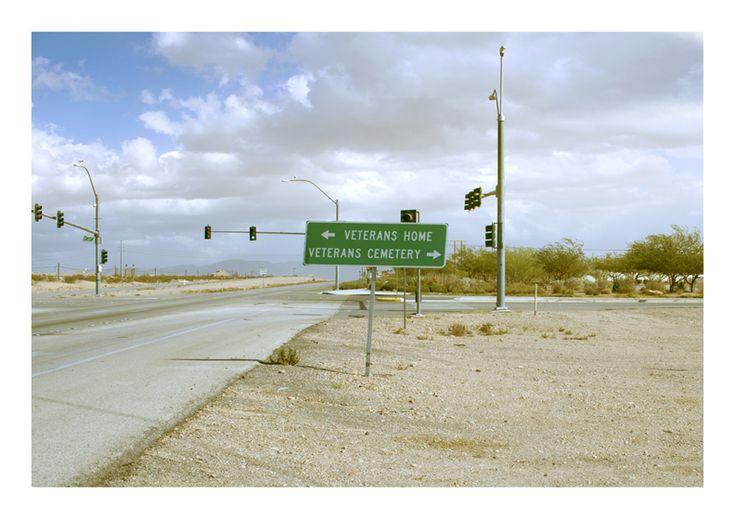 Veterans Way - Boulder City, Nevada, USA - Noel Hodnett