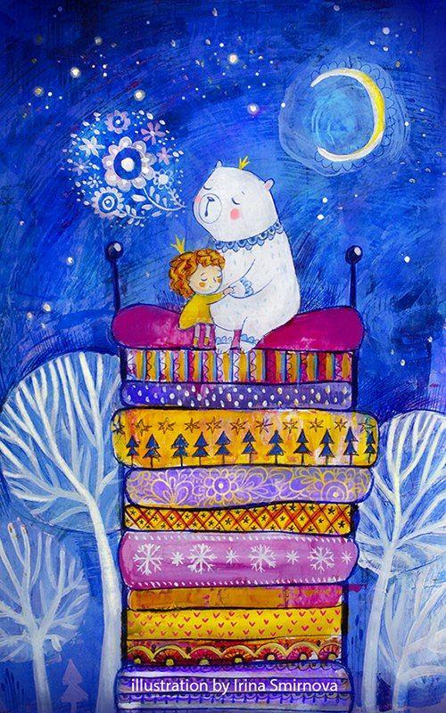 Ирина смирнова открытки