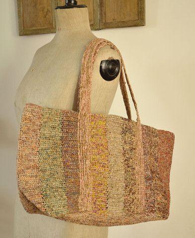 Sophie Digard / scott raffia handbag (SO13/R/NRGC) by Sophie Digard | petiteparis