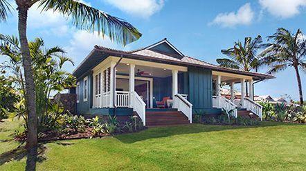 for sale is 1 bedroom bungalow at kauai s luxury real estate rh pinterest com