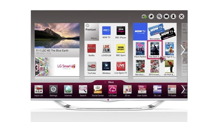 Now TV now beamed straight to LG TVs | Sky without subscription coming to a television near you. Buying advice from the leading technology site
