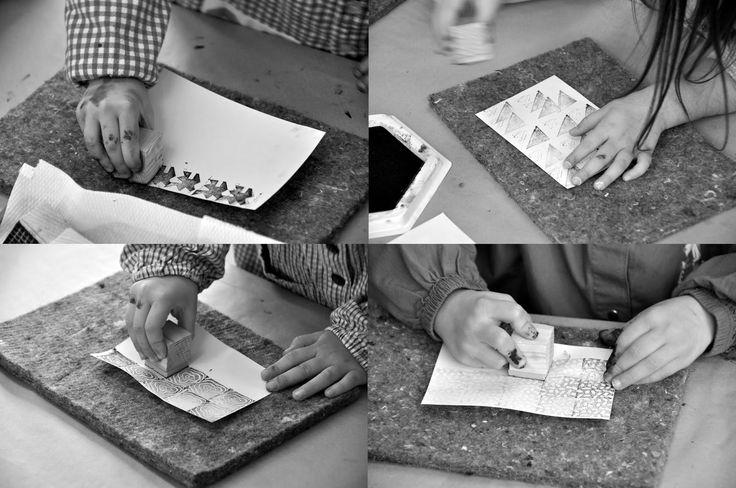 """TIMBRI Per approfondimenti: Collana """"Giocare con l'arte"""" diretta da Bruno Munari LE TEXTURE a cura di Tonino Milit..."""
