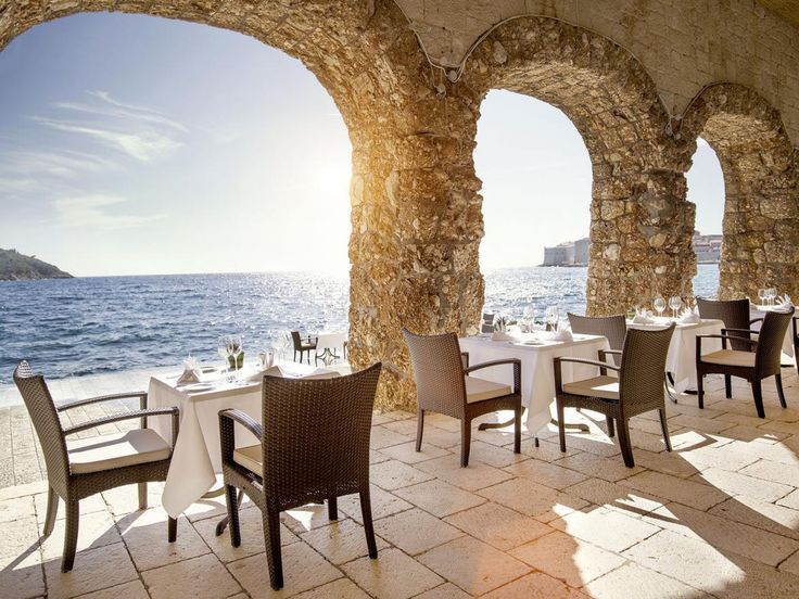 Located just a few steps from the UNESCO protected Dubrovnik Old Town, seafront five-star Hotel Excelsior Dubrovnik is a landmark in Dubrovnik, Croatia.