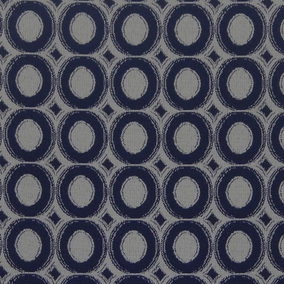 The Oval Col.Navy Blue