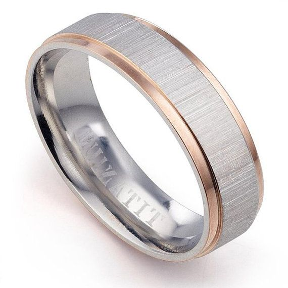 find this pin and more on wedding for him - Hypoallergenic Wedding Rings