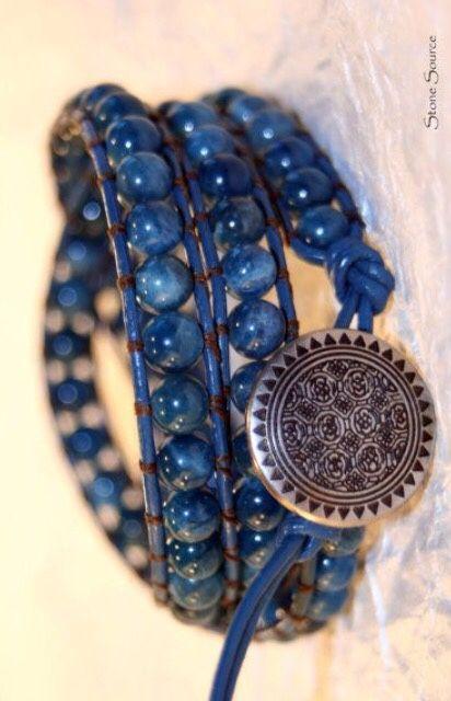 Indigo Blue Boho