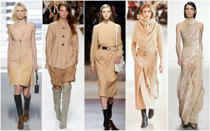 Beautifully Fierce!: Paris Fashion Week: Fall 2014 – 2015 Color Trends.