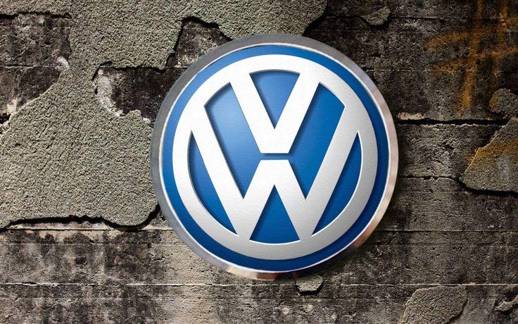 Volkswagen Logo HD Wallpaper Wide 1920×1200 Wallpaper