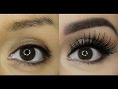 TIPS PARA QUE CREZCAN LAS PESTAÑAS Y LAS CEJAS RAPIDO - How to grow your brows & lashes - YouTube