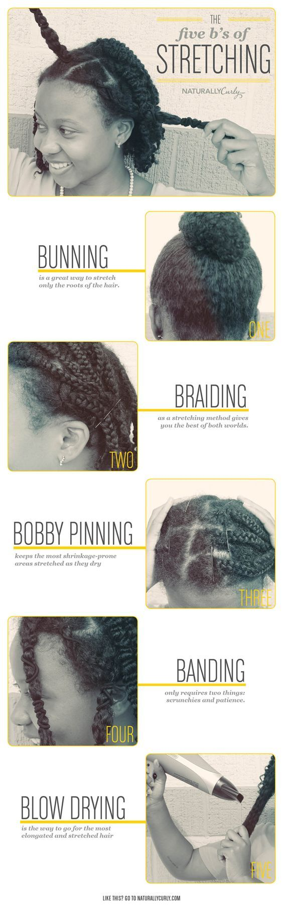 Abc to natural Hair tips  Natural Hair  Pinterest  Natural