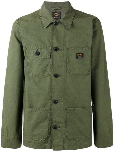 CARHARTT shirt jacket. #carhartt #cloth #jacket