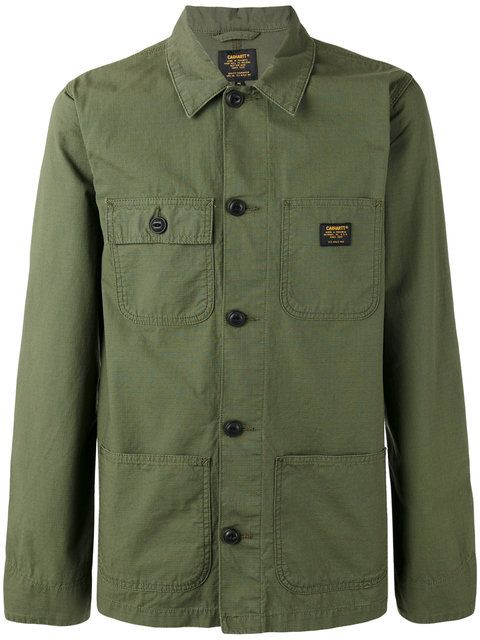 CARHARTT shirt jacket. #carhartt #cloth #jacket