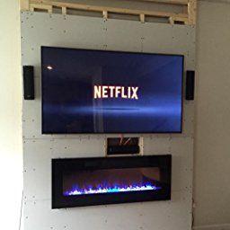 Best 25+ Wall mount electric fireplace ideas on Pinterest ...