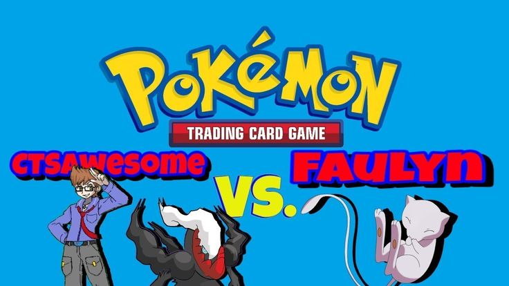 Pokemon TCG Online: CTSAwesome VS Faulyn!!!