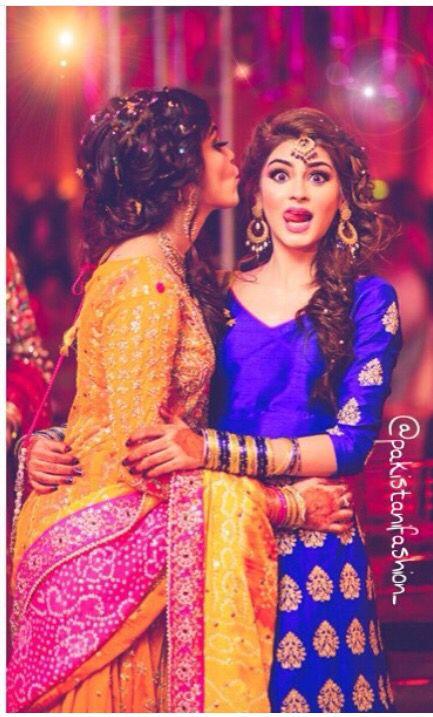 Surprise Kisses :P @ #Desi_Wedding <3
