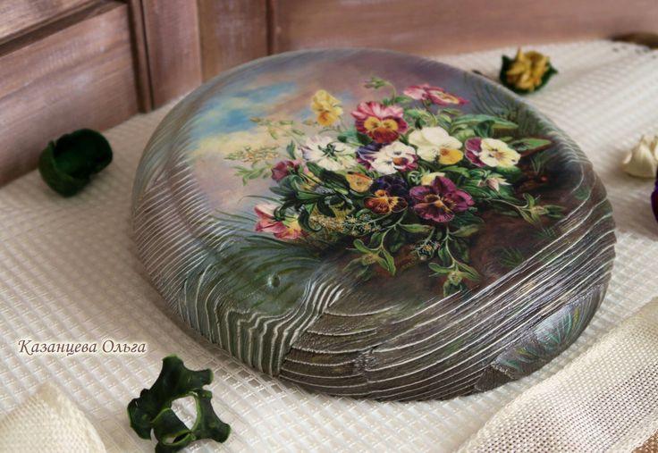 Душевные вещи | подарки handmade | бисер декупаж