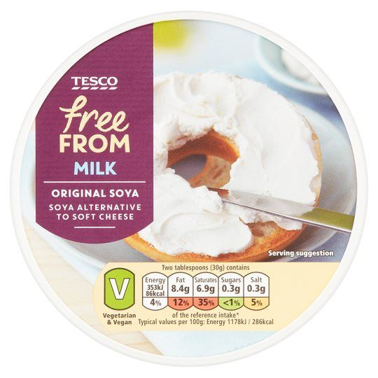 Tesco Free From Original Style Spread 255G - Groceries - Tesco Groceries