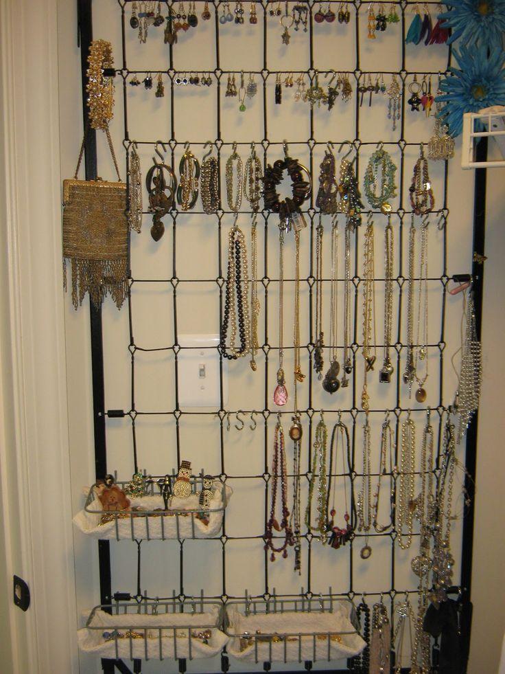 crib+springs | Crib Spring Jewelry Organizer