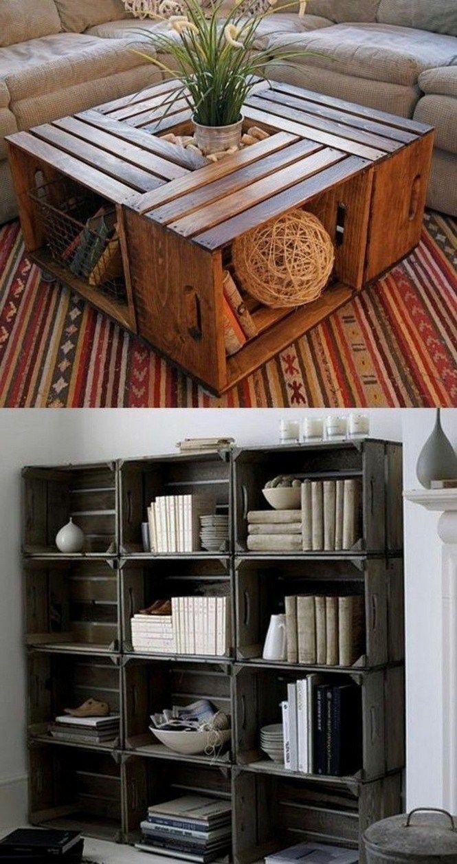 64 DIY Home Decor auf einem Budget-Apartment Deko-…