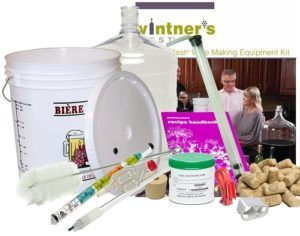 Make Your Own Wine at Home – Vintner's Best Wine Making Equipment Kit – $99.99 + Free Shipping #homebrew
