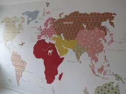 tapet världskarta barn - Sök på Google