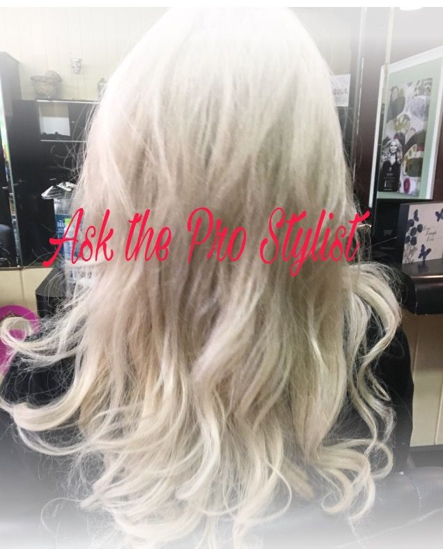 Get beautiful hair with Ask the Pro Stylist today and every day. How you ask? It's simple, just read on for further details.