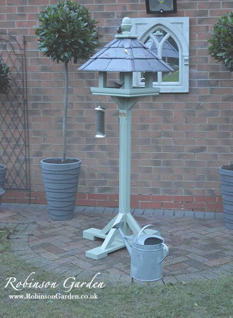 1000 ideas about wooden bird feeders on pinterest bird. Black Bedroom Furniture Sets. Home Design Ideas
