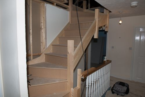 15 best harrogate loft creations conversion images on pinterest new staircase malvernweather Choice Image