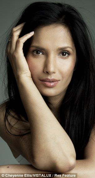 """Padma Lakshmi was diagnosed with endometrosis aged 36...  'I was told that some women get menstrual cramps badly and some don't and it was normal for me because my mother had them. I saw her suffer the way I came to suffer.'"" Full article at http://www.dailymail.co.uk/health/article-2279647/Salman-Rushdies-ex-wife-Padma-Lakshmi-excruciating-battle-endometriosis-medical-miracle-baby.html#"