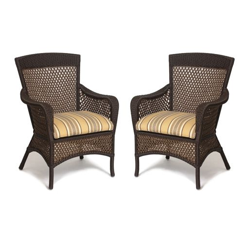 getting new outdoor wicker chair pads