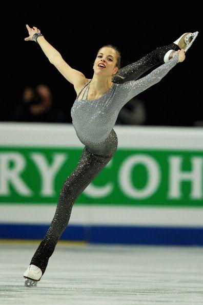 киира корпи каролина костнер Полина Коробейникова фигурное катание ЧЕ чемпионат Европы Фоторепортаж.