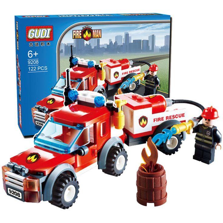 Les 25 meilleures id es concernant jouets de camion sur pinterest camions j - Voiture pompier enfant ...