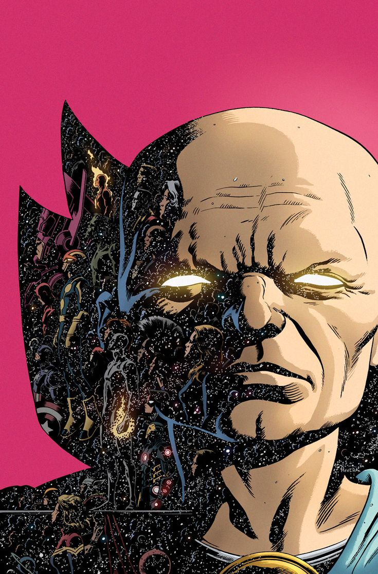 ORIGINAL SIN #0 … APRIL 2014  Who shot the Watcher? And who now holds the deepest, darkest secrets of the Marvel Universe? If you know nothing about Uatu, or you're not up on what his deal is right now, the story in Original Sin #0 will give you all of the information you need.   Join Nova as he uncovers a startling secret that will have a profound effect on the young hero, as well as prime the pump for the most cataclysmic event in Marvel history!