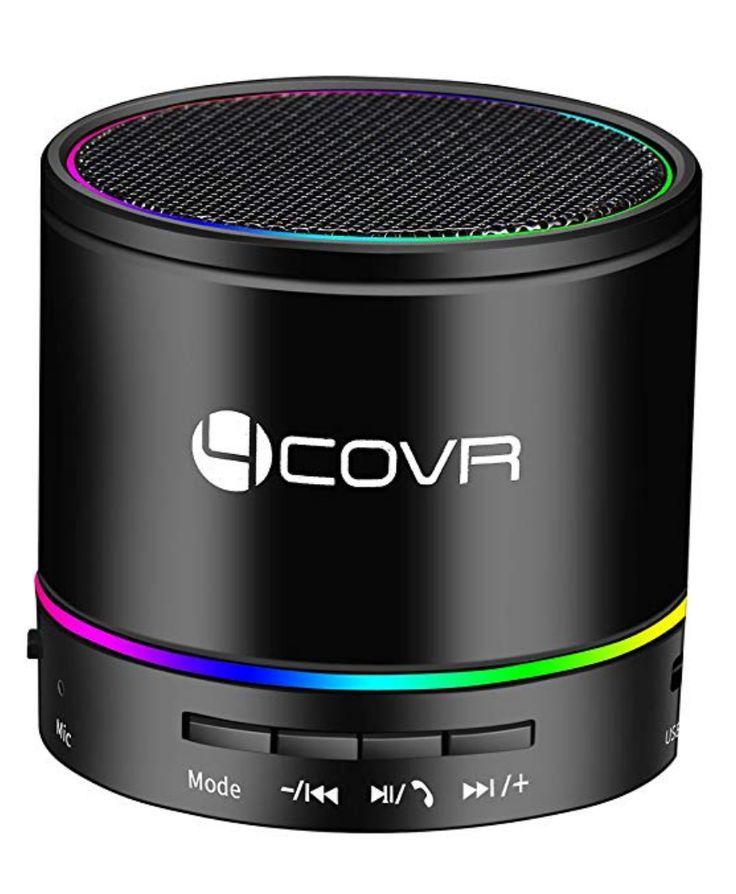 Wireless Bluetooth Speaker Forcovr Mini Led Best Multi Function Portable Indoor Outdoor Ster Wireless Speakers Bluetooth Bluetooth Speakers Bluetooth Speaker