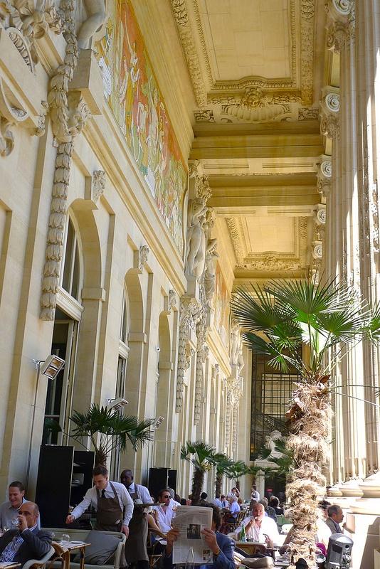 Elysée District, Le Mini Palais, Restaurant, 3 Avenue Winston Churchill, Paris VIII