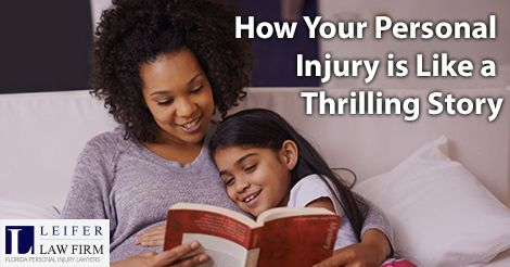 How Your #PersonalInjury is Like a Thrilling Story