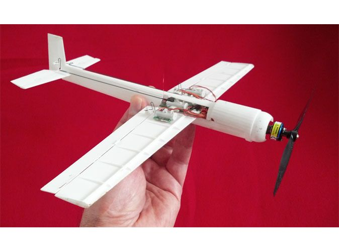 The worlds first fully 3D printed RC plane!