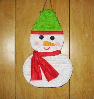 Piñatas: Christmas Pinatas. pinatas de navidad