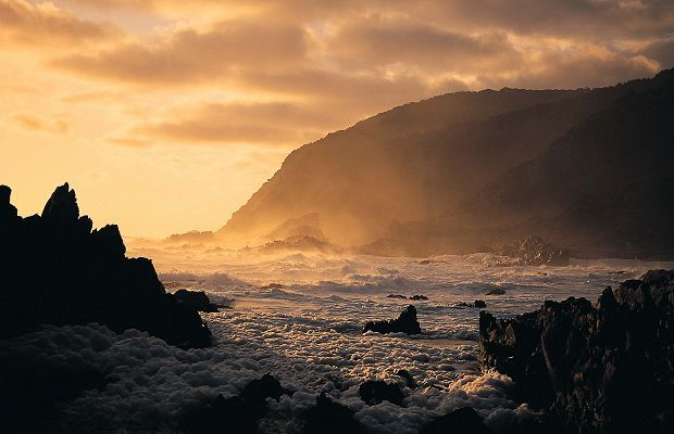 South Africa's Wild Coast in the Eastern Cape,  province, is a natural treasure. There's 4x4 or horseback, fishing, snorkelling and diving outings. http://tinyurl.com/p68xvzw