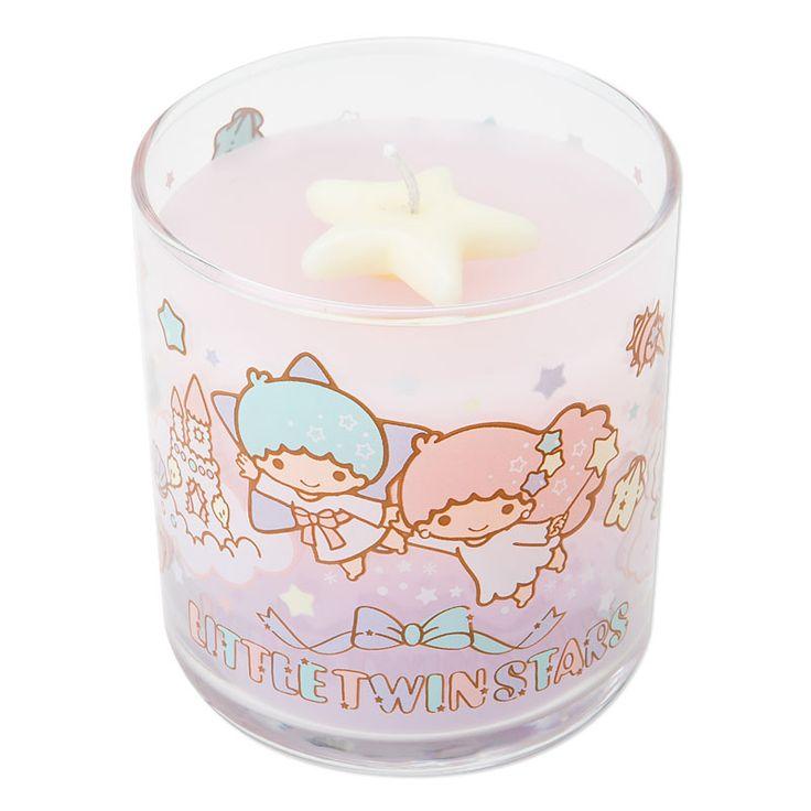 Little Twin Stars Kiki Lala Candle Sea of Clouds SANRIO JAPAN-01