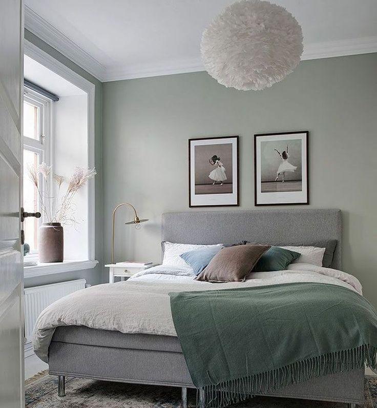 Bedroom Paint Color Schemes And Design Ideas Daire Tasarimi