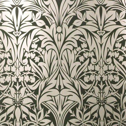 1000 ideas about art nouveau wallpaper on pinterest wallpapers art nouveau and william morris. Black Bedroom Furniture Sets. Home Design Ideas