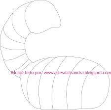 corpo gato alice feltro