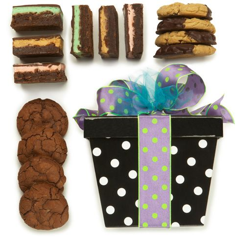 Best 25 gluten free gift baskets ideas on pinterest family gluten free cookie and brownie gift negle
