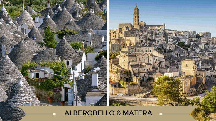 Weekend tra Alberobello e Matera il diario di viaggio con consigli e itinerari