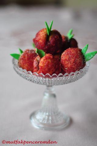 Meyveleri Kıskanan Kurabiyeler