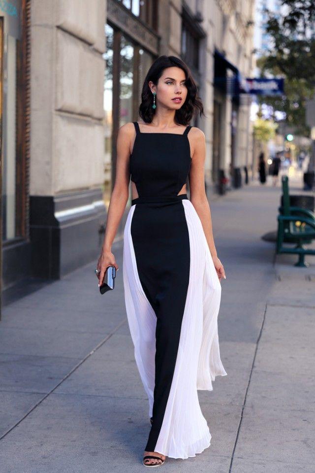 15 Super vestidos plisados con encanto y Faldas - http://revista-de-moda.com/15-super-vestidos-plisados-%e2%80%8b%e2%80%8bcon-encanto-y-faldas/